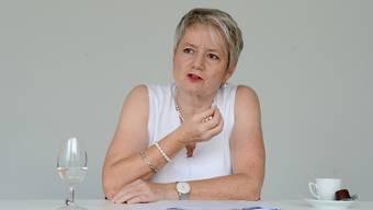 Zürcher Regierungsrätin Jacqueline Fehr (SP)