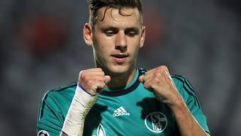 Schalke schaffte den Sprung in die Champions League