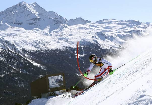 Als Hirschers Paradedisziplin galt der Slalom: Dort feierte er 32 Weltcupsiege und stand 33 weitere Male auf dem Podest.