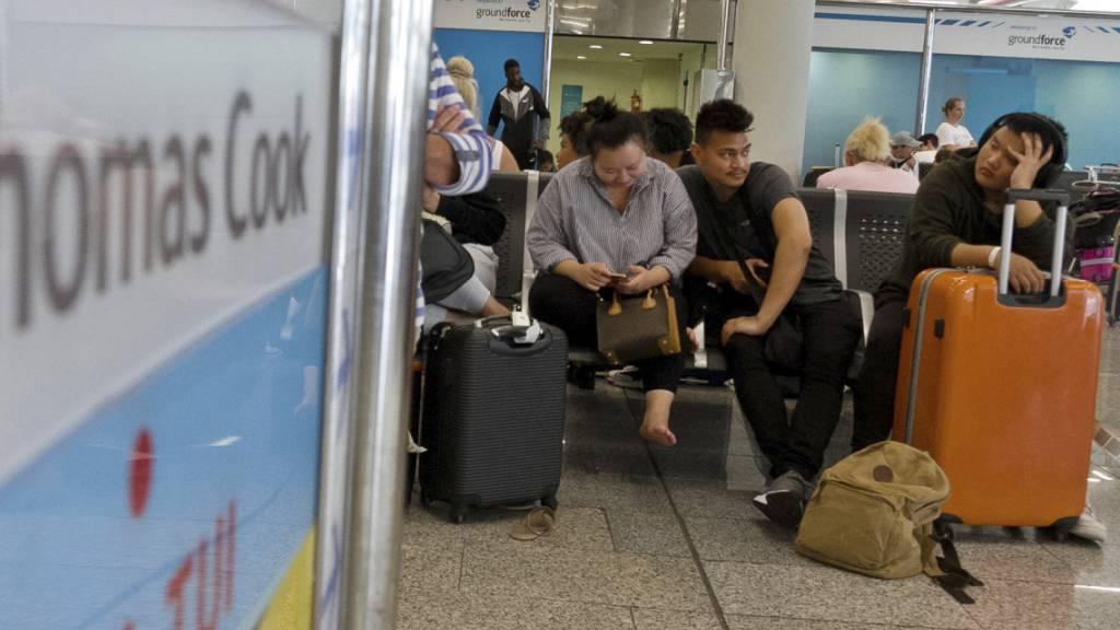 Deutsche Regierung hilft Thomas-Cook-Urlaubern mit Steuergeldern