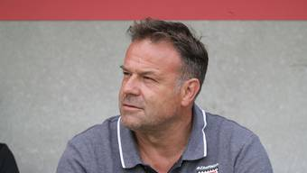 Der FC Aarau verlängert mit Trainer Patrick Rahmen bis im Juni 2021.