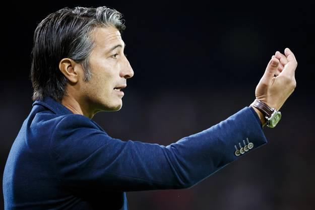 Dabei gibt der neue Sittener Cheftrainer Murat Yakin sein Debüt im heimischen Stadion.