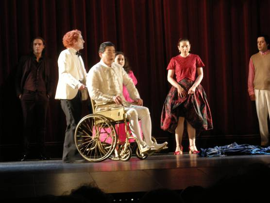 Das Opernensemble präsentiert ein Potpourri der besten Aufführungen der vergangenen 6 Theatersaisons