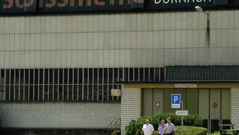 Das Swissmetal-Werk in Dornach