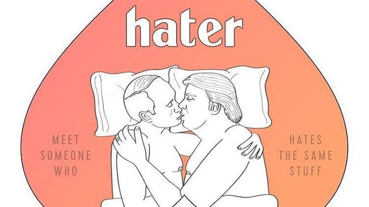 Digital: Haters