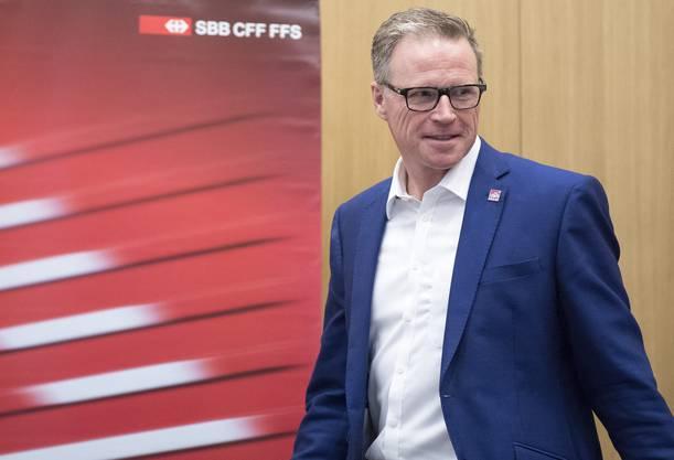 Gegenwind für SBB-CEO  Andreas Meyer: Die Bahn-Gewerkschaften SEV und transfair haben das angekündigte Sparprogramm der SBB und den damit verbundenen Stellenabbau scharf kritisiert.