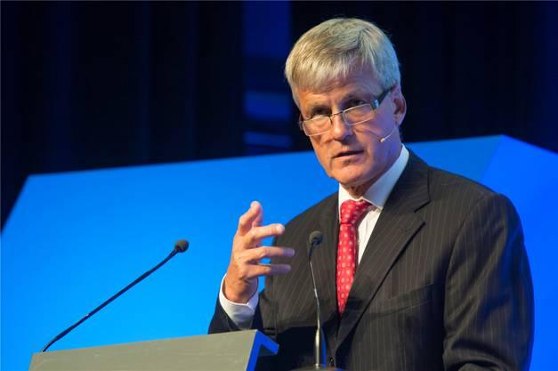Koradi übernahm den AKB-Chefposten von Rudolf Dellenbach, der die Bank seit April 2006 leitete.