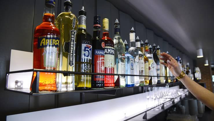 Sharon Katz: «Beim Alkoholismus gibt es die Einstiegsphase, die Gefährdungs- und Abhängigkeitsphase.»