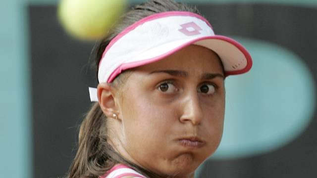 Tamira Paszek gewinnt ihren dritten Titel auf der WTA-Tour