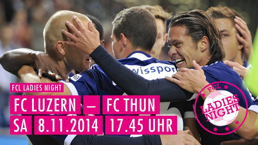 Beim Heimspiel gegen den FC Thun profitieren alle Damen von ermässigten Eintrittspreisen.
