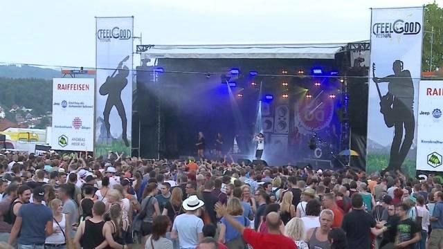 Letztes Feelgood-Festival