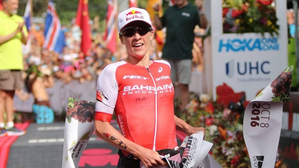 Daniela Ryf gewinnt auch den Ironman Südafrika