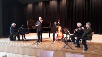 «Musica Nostalgica» im Mühlemattsaal Trimbach.