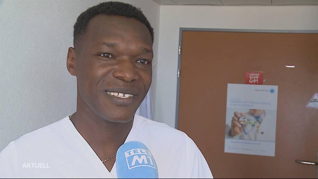 Überraschender Erfolg: Ignatius Ounde schaffte den Einzug in den Grossen Rat