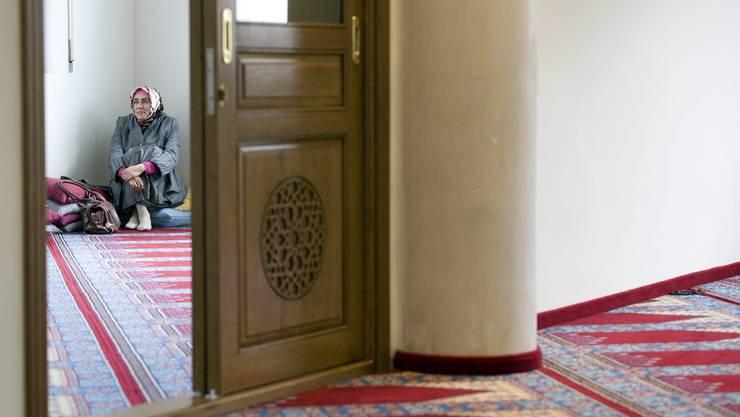 Muslime wollen ihre Moscheen (im Bild Ostermundigen BE) sichtbarer machen.