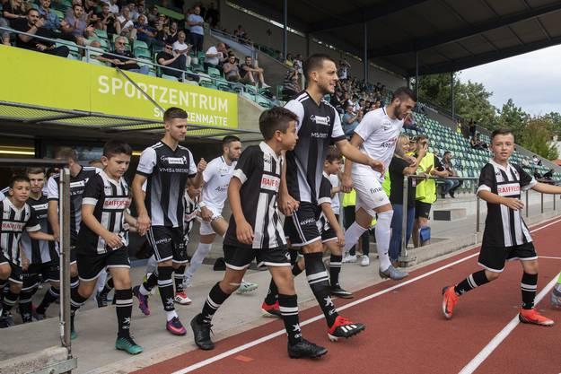 Im Schweizer Cup trifft der FC Black Star auf den FC Zürich.