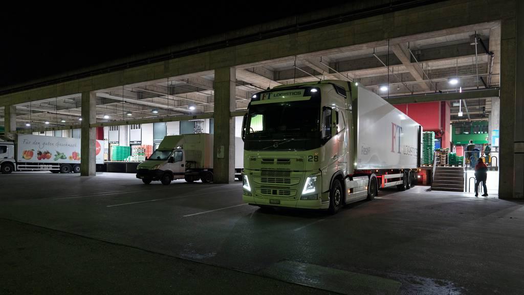 Transportgewerbe macht Bund für Hygienenotstand verantwortlich