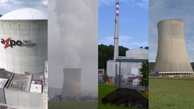 Atomkraftwerke bleiben am Netz