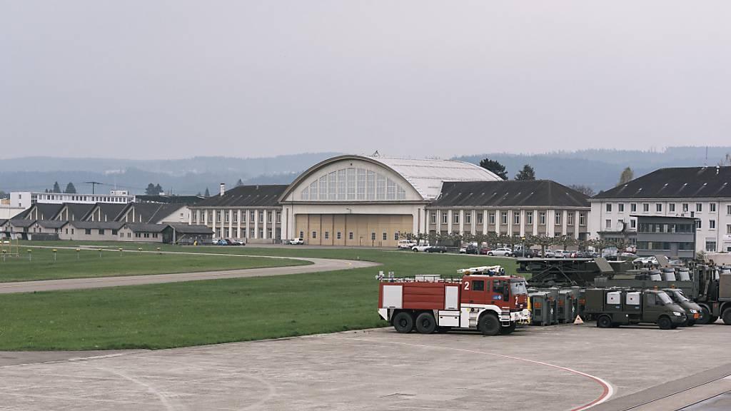 Umnutzung von Militärflugplatz Dübendorf: Zurück auf Feld eins