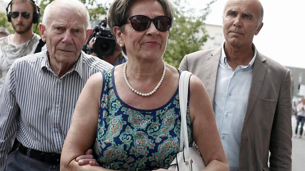 Lamberts Eltern haben bereits eine Klage gegen die Ärzte eingereicht. Sie werfen den Medizinern vor, ihren Sohn ermordet zu haben. Archivbild)