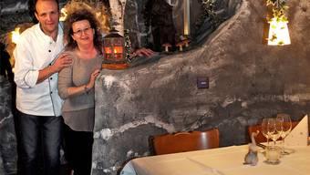 Jörg und Gisela Gschwinds Tage im Restaurant Kehlengrabenschlucht sind gezählt.