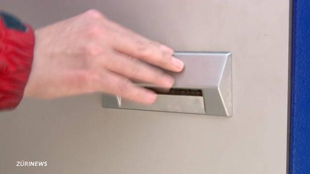 Manipulierte SBB-Billettautomaten