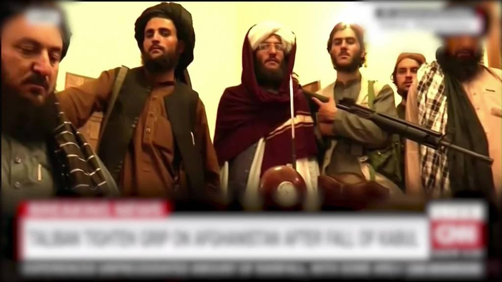 Afghanistan-Krise: Aliresa mit grossen Sorgen um sein Land