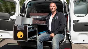 «Wenn ein Auto Island aushält, dann läuft es auf der ganzen Welt.» Daniel Kjartan Johnson verkauft und vermietet Wohnmobile für sechs Personen sowie kleinere Mini-Camper. Alex Spichale