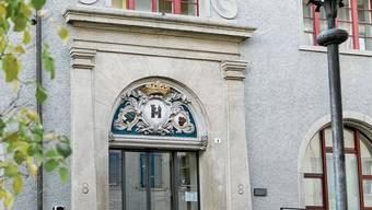 Das Zivilstandsamt Brugg befindet sich im Kornhaus in der Unteren Hofstatt.