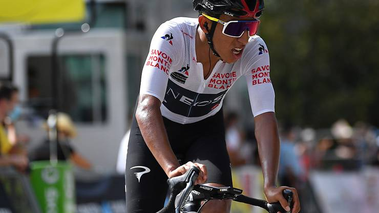 Egan Bernal trat nicht mehr zur 4. Etappe der Dauphiné-Rundfahrt an