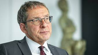 Landammann Urs Hofmann Analyse soll Handlungsbedarf zeigen.