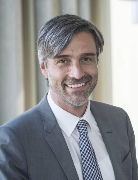 Sebastian Wörwag, Rektor FHS St.Gallen (Bild: PD)