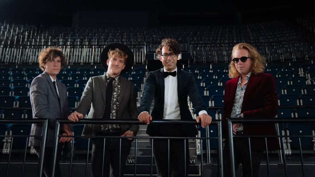 Pegasus-Sänger Noah Veraguth: «Freude über Unplugged-Album ist riesig»