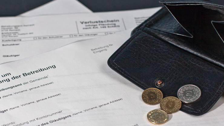 Die finanziellen Folgen des Lockdown spüren viele Personen erst später. (Symbolbild).