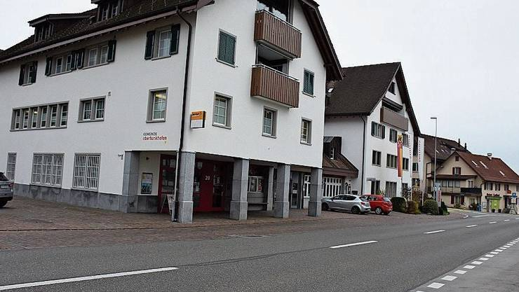 Die Gemeinde Oberlunkhofen möchte die Steuern senken.