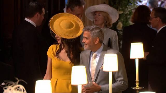 Royal Wedding: Die Ankunft der Stars