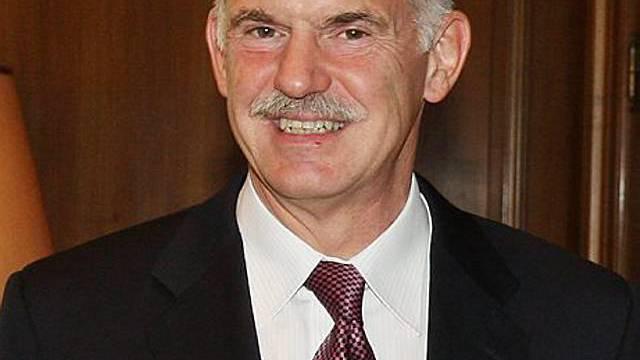 Griechenlands Präsident Papandreou wird Ergebnis der Verhandlungen bekannt geben