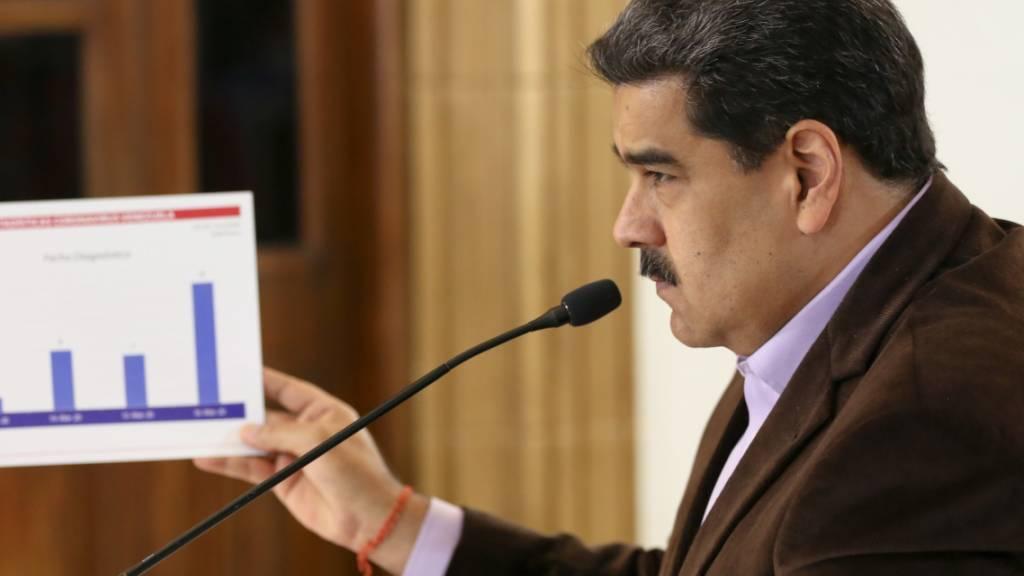 Parlamentswahl in Venezuela könnte verschoben werden