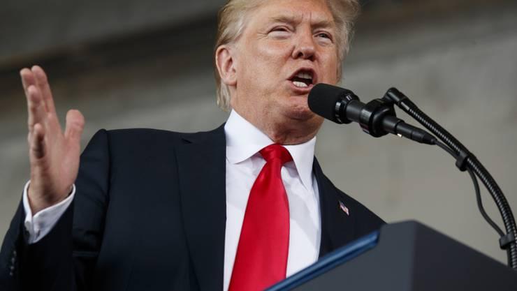 Neue Strafzölle: Nun hat US-Präsident Donald Trump chinesische Produkte des Technologie- und Telekommunikationssektors im Visier.