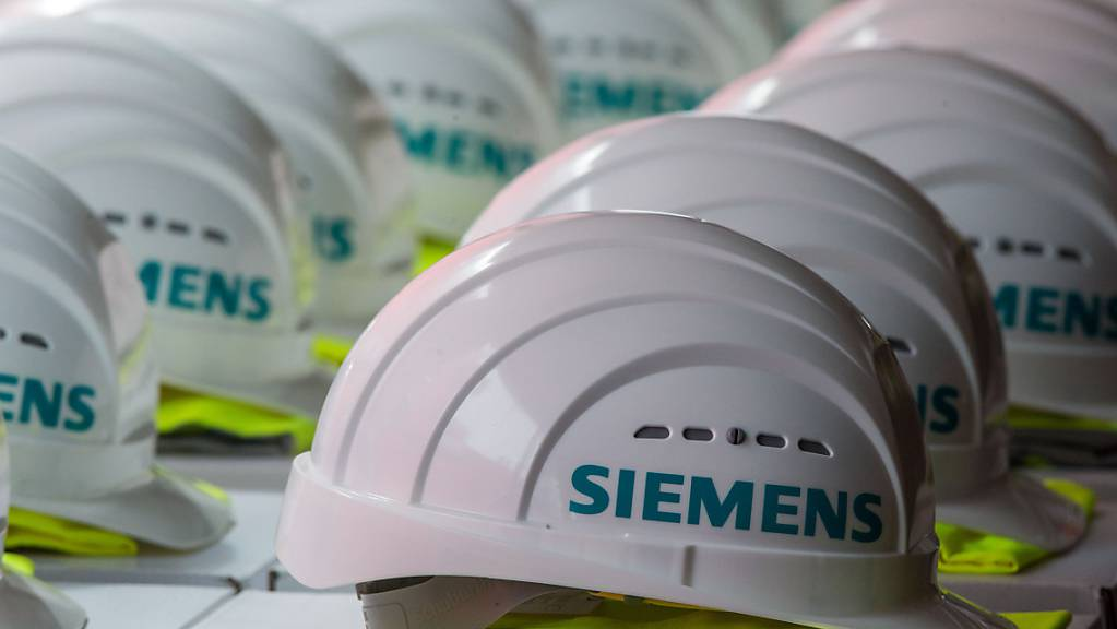 Siemens übertrifft Erwartungen im dritten Quartal. (Archiv)