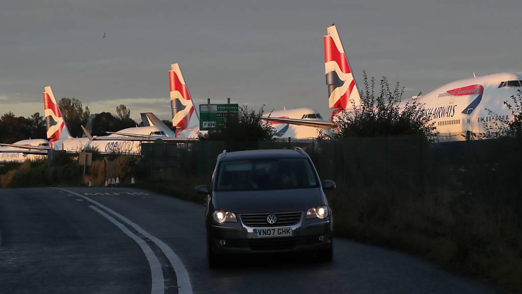 British-Airways-Chef hört in «schwerster Krise» auf