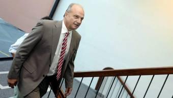 Stadtratskandidat Filippo Leutenegger