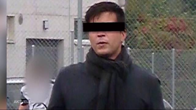 Rupperswil-Mörder drückt sich vor Obergericht