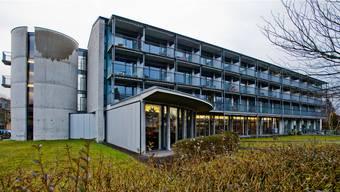 Die Besuche im Haus Eigenamt in Lupfig müssen aufgrund einer Magen-Darm-Epidemie ab sofort auf ein Minimum beschränkt werden.(Archiv)
