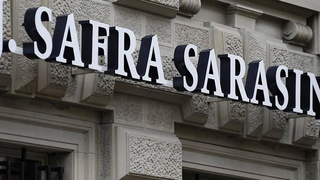 Mit einer Schadenersatz-Zahlung legt die Bank Safra Sarasin eine rechtliche Altlast bei.