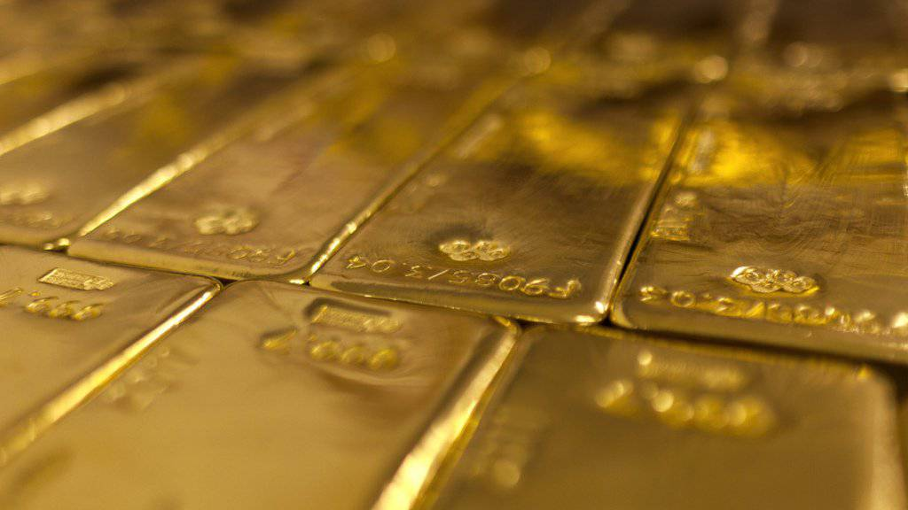 Die geraubten Goldbarren hatten einen Wert von rund  2,5 Millionen Euro. (Symbolbild)