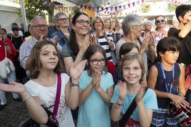 Die schönsten Bilder vom Stadtfest Brugg.
