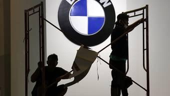 BMW hat den Umsatz gesteigert (Archivbild).