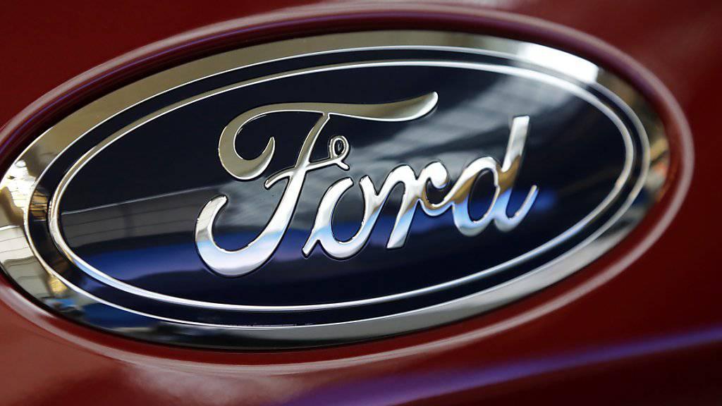 Rosskur bei Ford: Der US-Autobauer will im verlustreichen Europageschäft tausende Arbeitsplätze streichen. (Archiv)