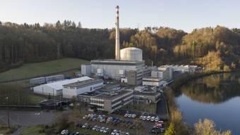 Inbetriebnahme 1972, Abschaltung 2019: Das AKW Mühleberg westlich von Bern.
